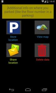 Android MemoPark